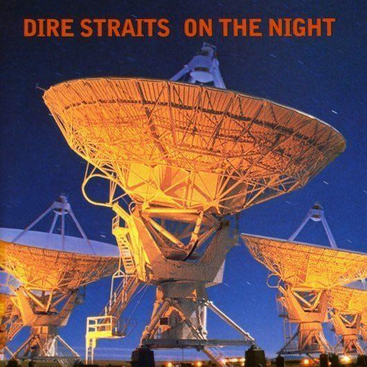 最後のチャートイン、ダイアー・ストレイツの『On The Night』