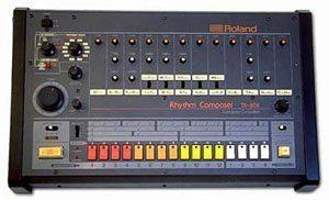 Roland TR-808 - 300