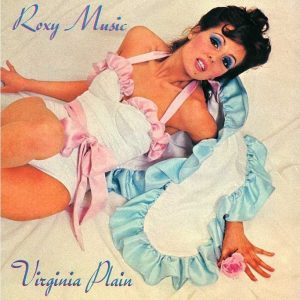 Roxy Music Virginia Plain Single Sleeve