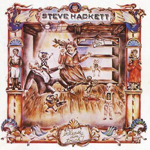 Steve Hackett Please Don't Touch Album Cover - 300