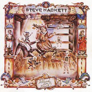 Steve Hackett Please Don't Touch Album Cover - 300