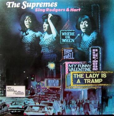 シュープリームスがミュージカルに挑戦『The Supremes Sing Rodgers & Hart』