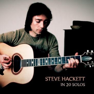 常に革新的な音楽家、スティーヴ・ハケットのギター・ソロ・ベスト20