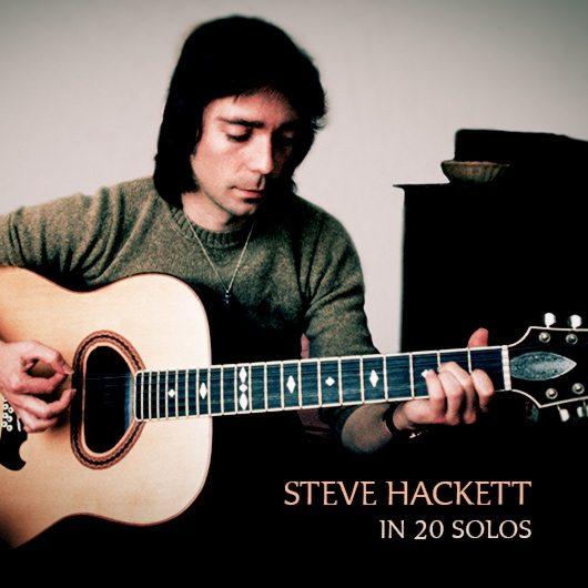 Steve Hackett In 20 Solos