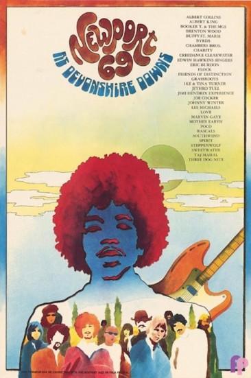 ウッドストックの影に隠れた1969年のニューポート・ポップ・フェスティバル