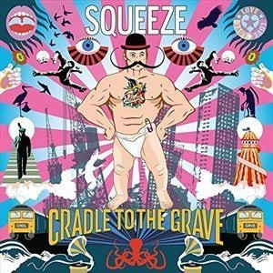 Squeeze Cradle To The Grave Album Cover - 300