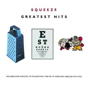Squeeze Greatest Hits Album Cover - 300