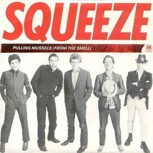 Squeeze Pulling Mussles From The Shell Single Artwork - 300