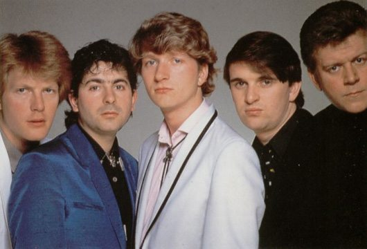 Squeeze colour group 1982 - 530