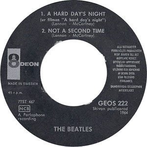 The-Beatles-Not-A-Second-Time-Swedish-Jukebox-Single---300