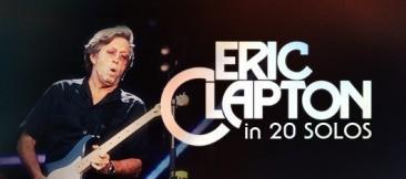 エリック・クラプトン最高のギター・ソロ20曲