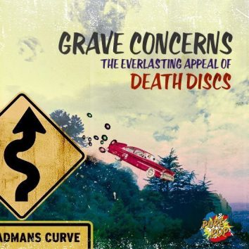 Grave Concerns - Death Discs uByte Art