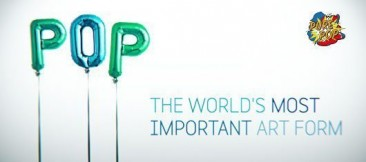 POP:世界もっとも重要なアート・フォーム