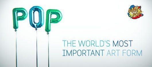 POP:世界でもっとも重要なアート・フォーム