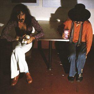 Frank Zappa Bongo Fury Album Cover - 300