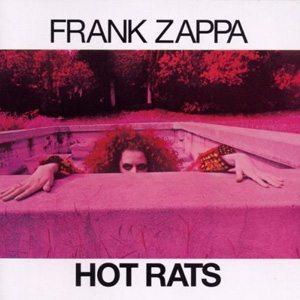 Frank Zappa Hot Rats Album Cover - 300
