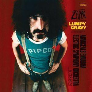 Frank Zappa Lumpy Gravy Album Cover - 300