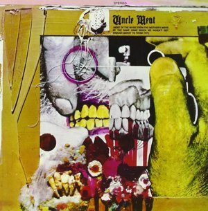 Frank Zappa Uncle Meat Album Cover - 300