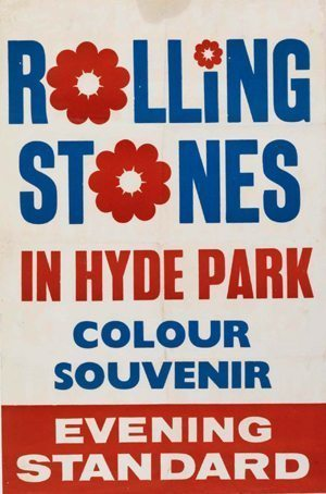 Hyde Park poster