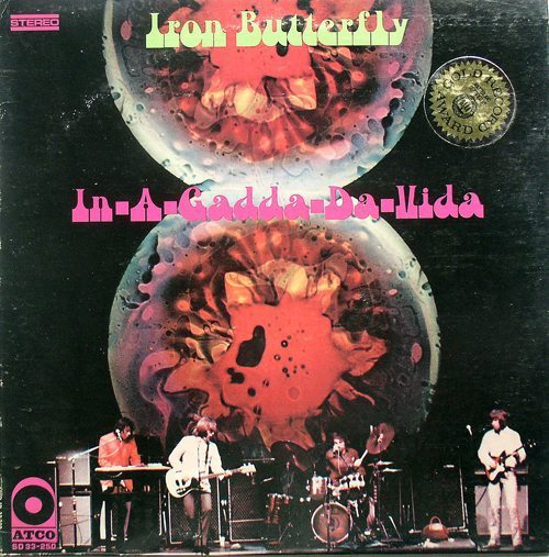 Iron Butterfly / In-A-Gadda-Da-Vida LP