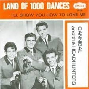 Land Of 1,000 Dances Cannibal