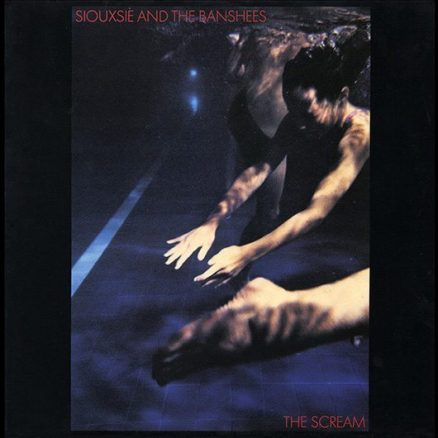 Siouxsie And The Banshees The Scream front cover - 530
