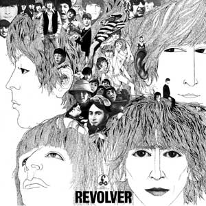 The Beatles - Revolver Cover