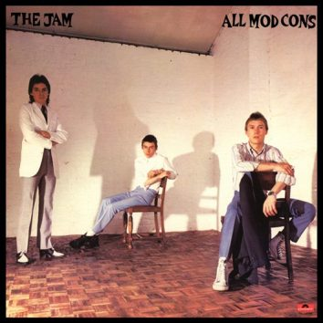 The Jam All Mod Cons Album Cover - 530