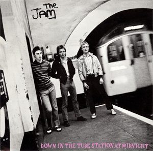 The Jam Down In The Tube Station At Midnight Single Sleeve - 300
