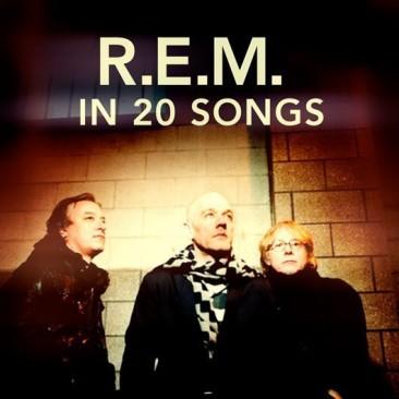 R.E.M.の20曲:最高の曲を生み続けた究極のロックバンド