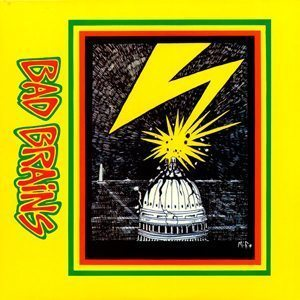 Bad Brains Album Cover - 300