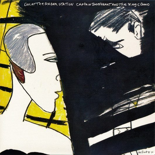 Captain Beefheart Doc At The Radar Station Album Cover - 530