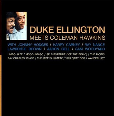 reDiscover:デューク・エリントン『Duke Ellington Meets Coleman Hawkins』