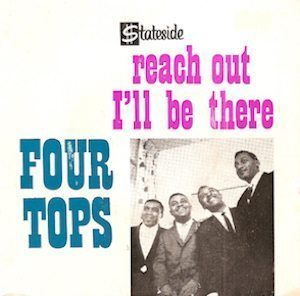 FOUR TOPS REACH OUT ILL BE THERE STATESIDE 010 LARGE