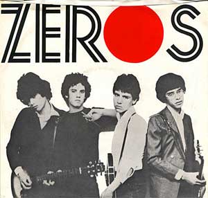 The Zeros Cover