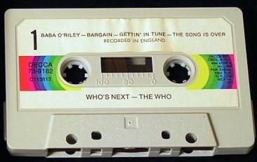 ザ・フーにとっての『White Album』、1971年の傑作アルバム『Who's Next』