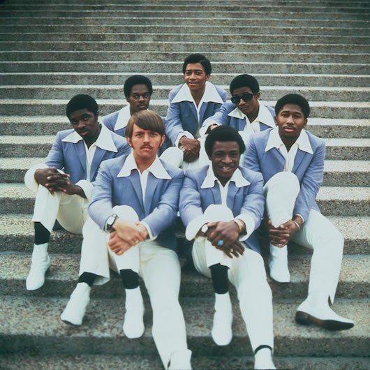 メンバー4人の死亡事故を乗り越え69年に発売したバーケイズの『Gotta Groove』