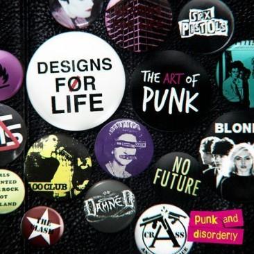 一生モノのデザイン:パンクというアート