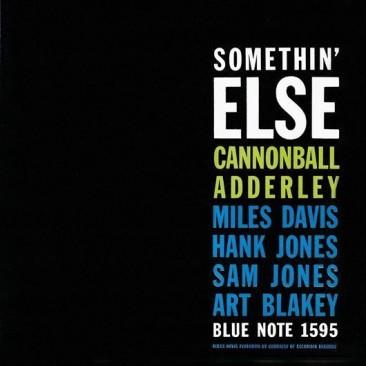 reDiscover:キャノンボール・アダレイ&マイルス・デイヴィス『Somethin' Else』