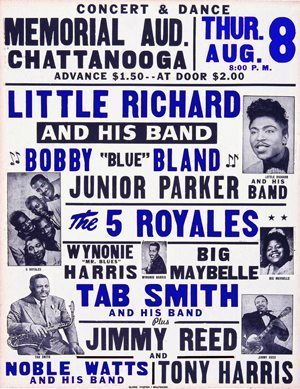 570808 Little Richard-Bobby Bland-Jimmy Reed