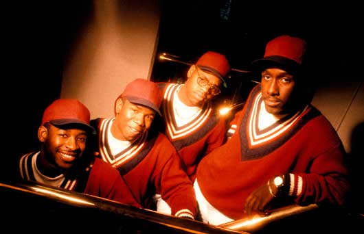 Boyz II Men Image