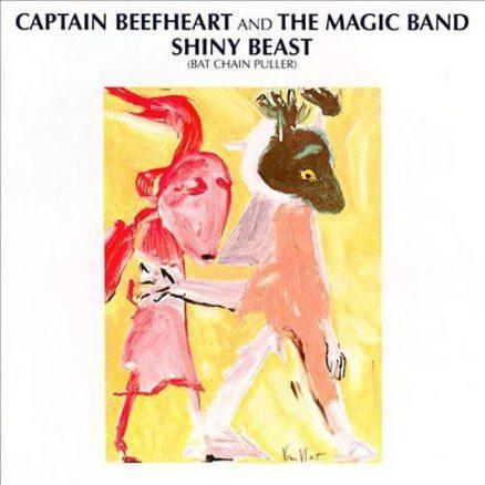 Captain Beefheart Shiny Beast Album Cover - 530