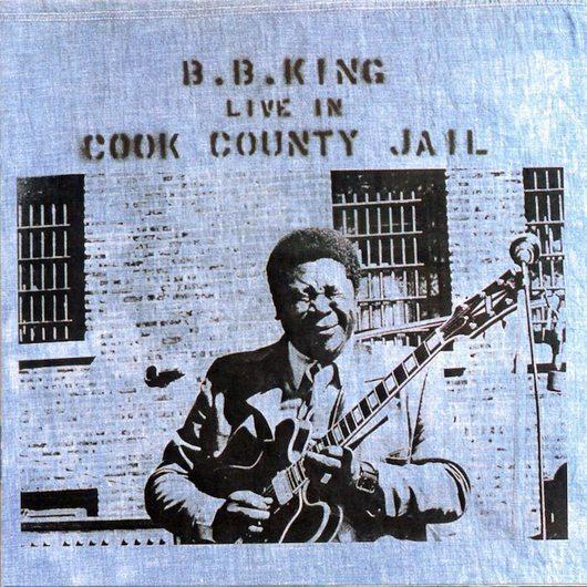 reDiscover:史上最高のライヴ盤、B.B.キング『Live In Cook County Jail』