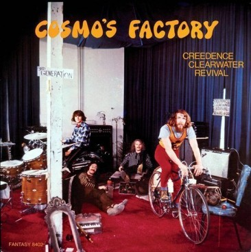 クリーデンス・クリアウォーター・リヴァイヴァル『Cosmo's Factory』