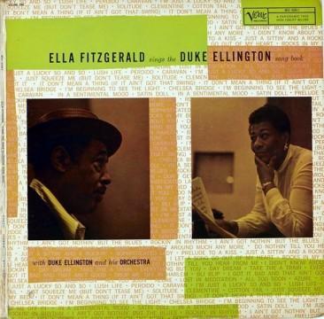 制作に1年以上かかったエラ・フィッツジェラルドの最も野心的なアルバム『Ella Fitzgerald Sings The Duke Ellington Songbook』