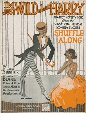 Eubie Blake Poster