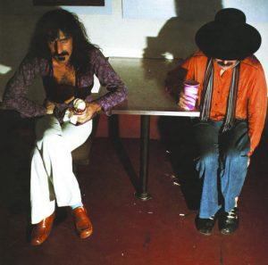 Frank Zappa Bongo Fury Album Cover - 530 - compressor