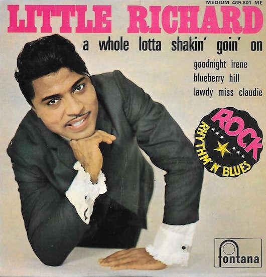 リトル・リチャードがロックに戻ってきた『Little Richard Is Back』