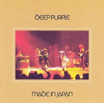 ディープ・パープル、全米チャート自身最高位を記録した72年夏の熱狂『Made In Japan / ライヴ・イン・ジャパン』
