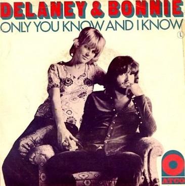デラニー&ボニーのシングルとデレク&ザ・ドミノスとなるメンバーが集結した『D&B Together』